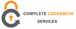 complete locksmith logo
